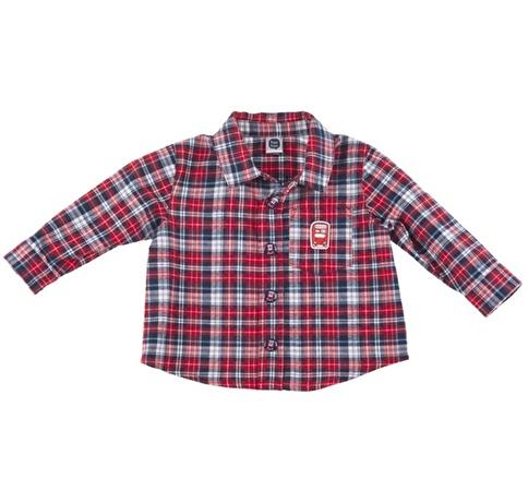 Tuc Tuc Gömlek Kırmızı